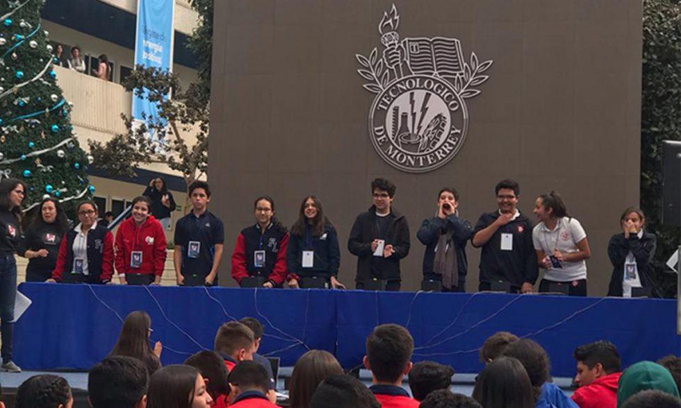 2° Lugar en concurso del Tec de Monterrey